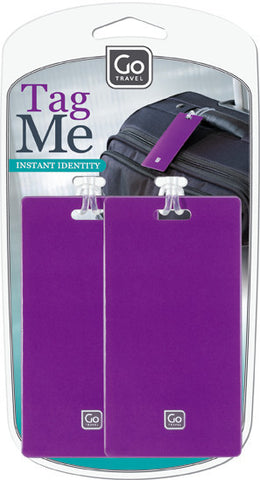 Go Travel Luggage Tags In Multiple Colours