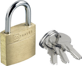 Go Travel Case lock 20mm