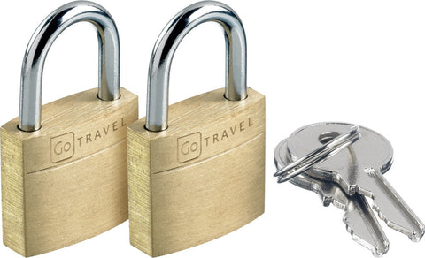 Go Travel Case Lock 20mm x2