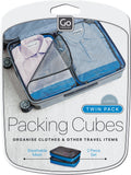 Go Travel Twin Packing Cubes