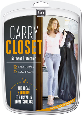 Go Travel Carry Suit/Garments Closet
