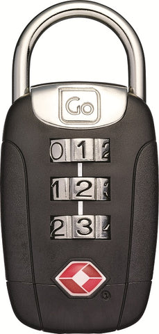 Go Travel Big Dial Twist 'N' Set (Black)