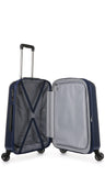 Antler Global Medium 67cm And Cabin/Carry On 56cm Navy Expandable Hardcase Set