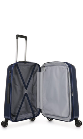 Antler Global Cabin Carry On 56cm Navy Expandable Hard