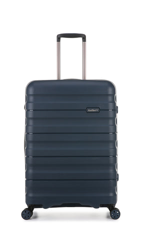 Antler Juno 2 Medium 68cm Navy Hardcase