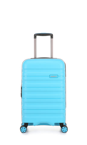 Antler Juno 2 Cabin/Carry On 55cm Turquoise Hardcase