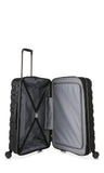Antler Juno 2 Medium 68cm Black Expandable Hard Suitcase