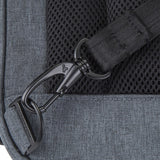 Travelon Anti-Theft Urban Sling Slate Pack