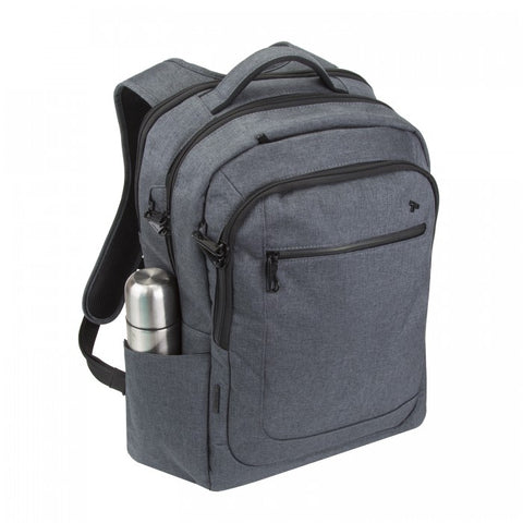 "Travelon Anti-Theft 15.6"" Urban Laptop Slate Backpack"