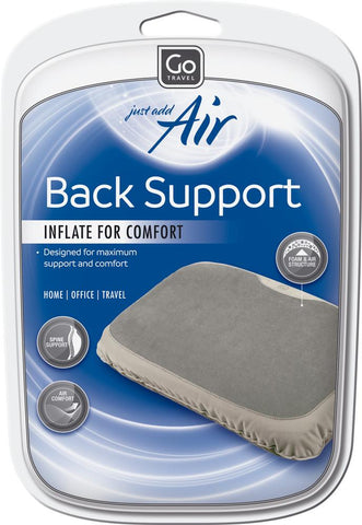Go Travel Inflatable Lumbar/Back Support