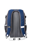 High Sierra Composite Backpack Black and Blue