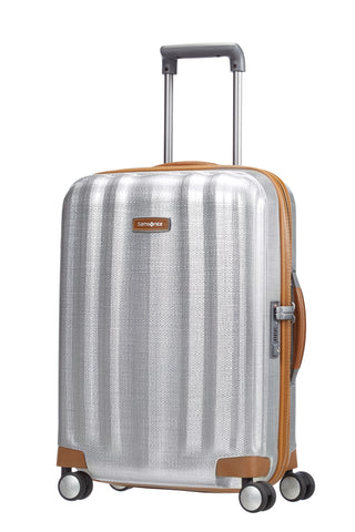 Samsonite Lite Cube DLX Cabin/Carry On 55cm Aluminium Hard Suitcase