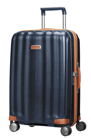 Samsonite Lite Cube DLX Medium 68cm Midnight Blue Hard Suitcase