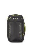 High Sierra AT8 Convertible Cabin/Carry on 56cm Black/Green Backpack