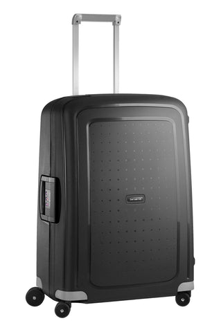 Samsonite S'Cure Medium 69cm Black Hardcase