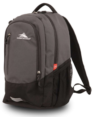 High Sierra Fooser Backpack Mercury/Black