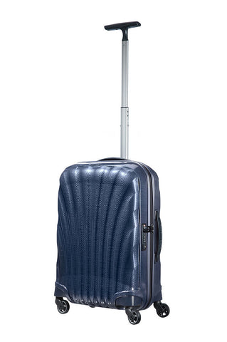 Samsonite Cosmolite 3.0 Cabin/Carry on 55cm Midnight Blue Hard Suitcase