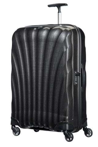 Samsonite Cosmolite 3.0 Large 75cm Black Hard Suitcase