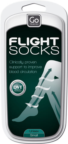 Go Travel Small Flight Support Socks