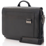 "Samsonite Savio Leather IV 15.6"" Messenger Bag"