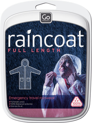Go Travel Portable Raincoat And Pouch