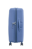 American Tourister Curio Medium 69cm Denim Blue Hard Suitcase