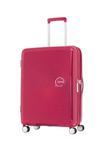 American Tourister Curio Medium 69cm Pink Hard Suitcase