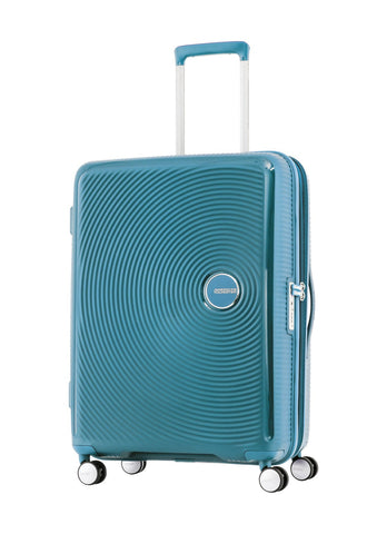 American Tourister Curio Large 80cm Turquoise Hardcase
