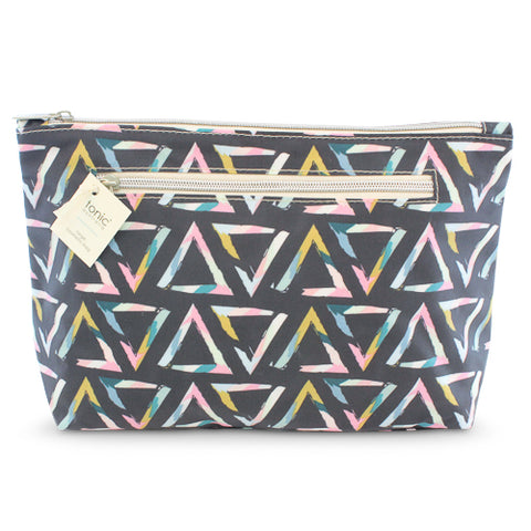 Tonic Indie Dark Large Cosmetic Bag
