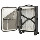 Samsonite 72 Hours Dlx Large 78cm And Cabin/Carry On 55cm Black Softcase Set