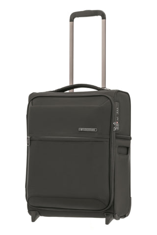 Samsonite 72 Hours Dlx Cabin/Carry On 50cm Black Soft Suitcase
