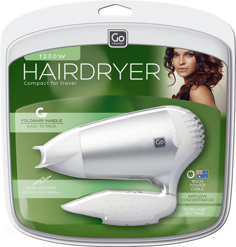 Go Travel Hairdryer