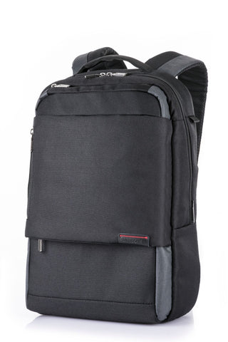 "Samsonite Marcus ECO VZ 17.3"" Laptop Backpack Black"