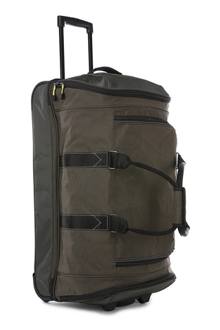 Antler Urbanite Evolve Mega Decker Trolley Bag Khaki