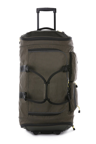 Antler Urbanite Evolve Mega Decker Trolley Duffle Khaki Bag
