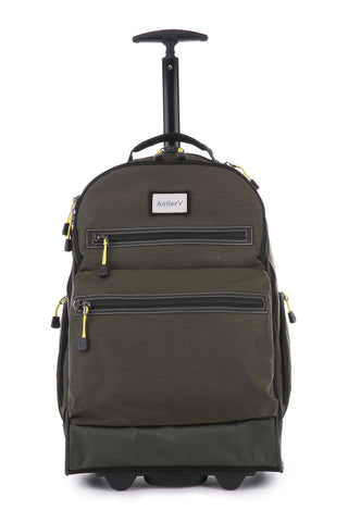 Antler Urbanite Evolve Trolley Backpack Khaki Bag