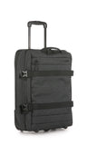 Antler Bridgford Small Upright Trolley Bag Charcoal