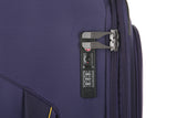 Antler Clarendon Expandable 70cm Medium and 56cm Cabin/Carry On Purple Suitcase S