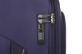 Antler Clarendon Large 82cm Purple Soft Suitcase