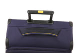 Antler Clarendon Medium 70cm Purple Soft Suitcase