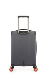 Antler Clarendon Cabin/Carry on 56cm Grey Soft Suitcase