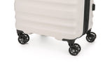 Antler Clifton Large 80cm Taupe Expandable Hard Suitcase