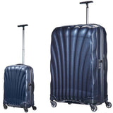 Samsonite Cosmolite 3.0 Large 81cm And Cabin/Carry on 55cm Midnight Blue Set