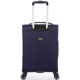 Antler Zeolite Cabin/Carry On 56cm Purple Softcase