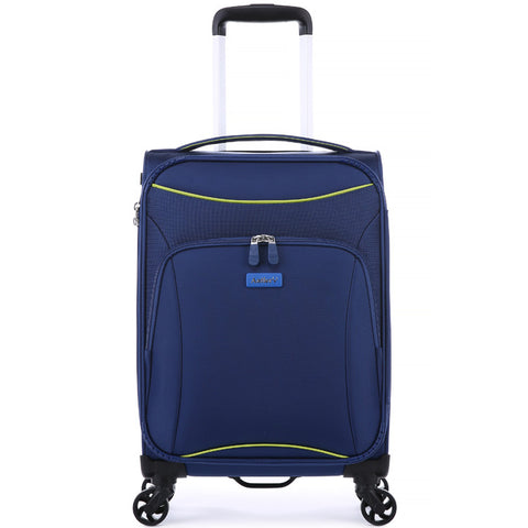 Antler Zeolite Cabin/Carry On 56cm Blue Softcase