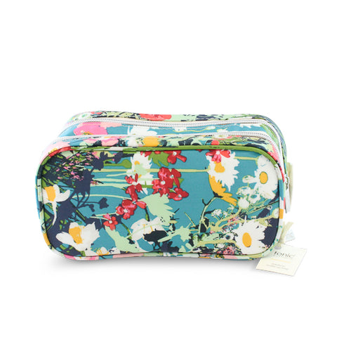 Tonic Dusk Meadow Medium Make-Up Bag