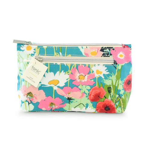 Tonic Dusk Meadow Small Cosmetic Bag