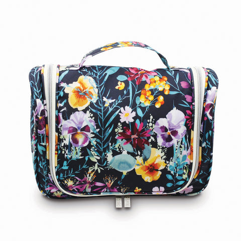 Tonic Evening Bloom Essential Hanging Cosmetic Bag