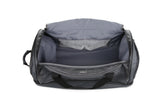 Antler Headingley Double Decker Duffle Bag Grey/Orange