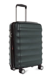 Antler Juno Expander Medium 68cm Black Hard Suitcase